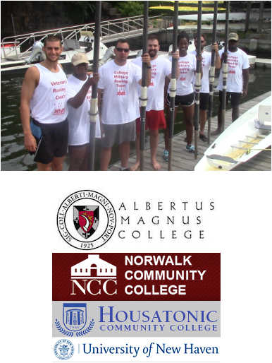 College Military Rowing Team